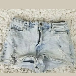 Ambercrombie & Fitch  Shorts Distressed sz 27